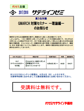 gmarch